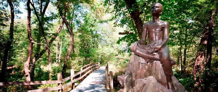 11.  George Washington Carver National Monument, Newton