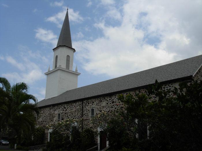 11. Mokuaikaua Church