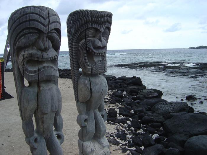11. Pu'uhonua O Honaunau National Historical Park