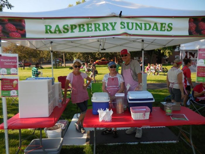 5. July 9-17, 2016 - The Hopkins Raspberry Festival