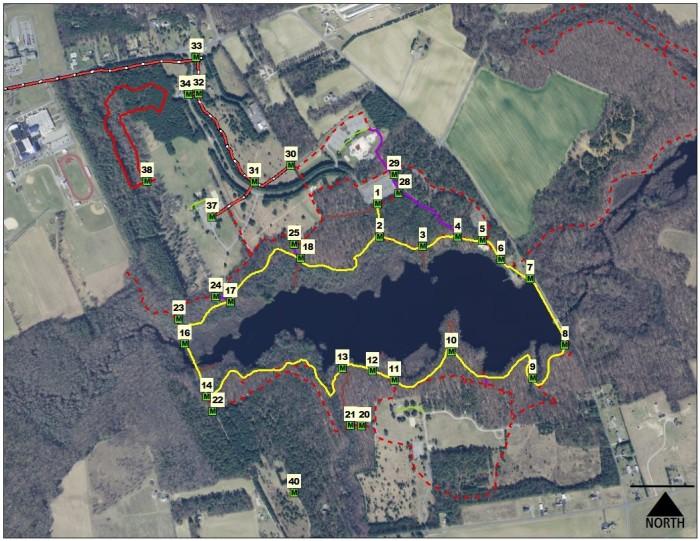 7. Killens Pond State Park, Felton