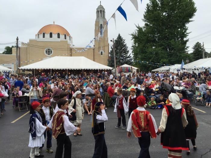 2. Holy Trinity Greek Festival, Wilmington