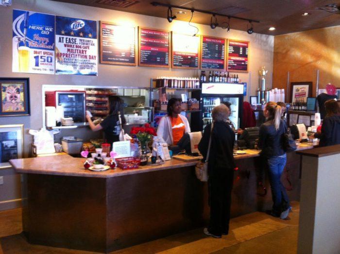 6. The Whole Hog Café (North Little Rock)