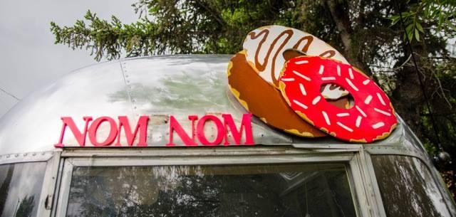4. Nom Nom Donuts