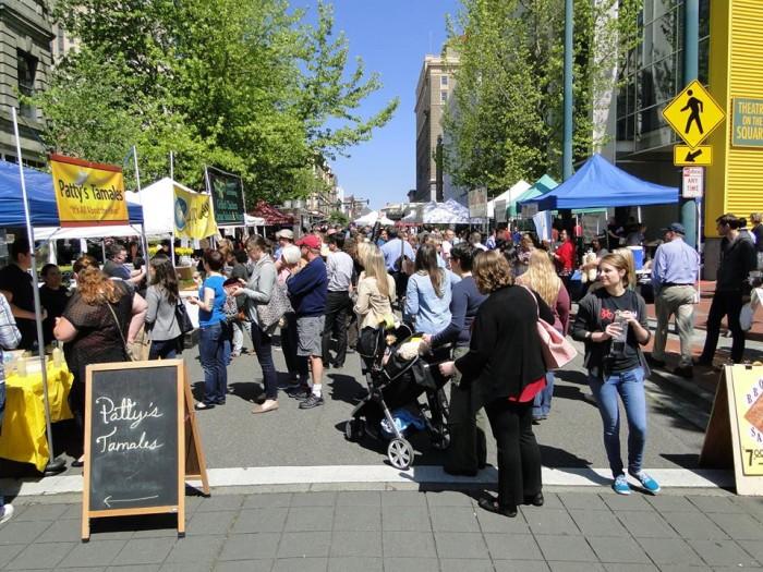 14. Ballard Sunday Farmer's Market (Seattle)