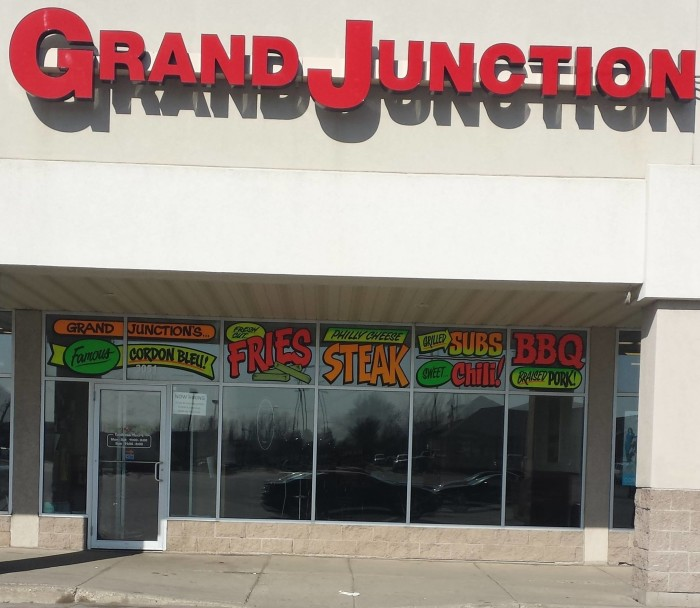 8. Grand Junction Grilled Subs - Fargo