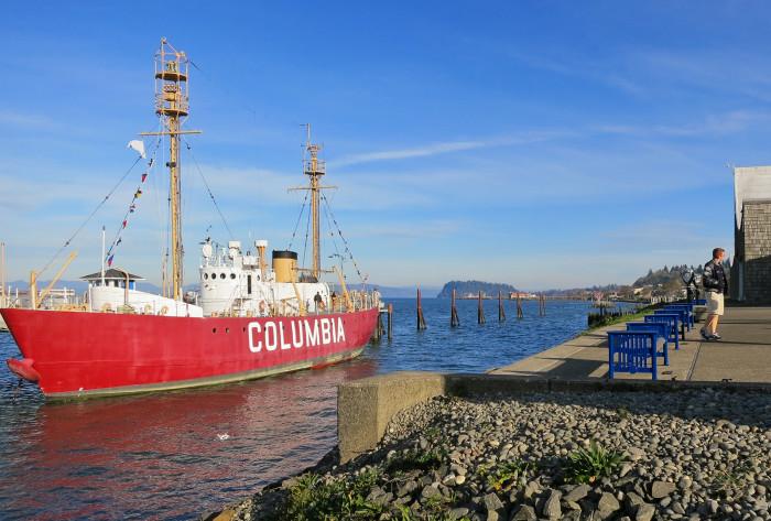 9. Columbia River Maritime Museum
