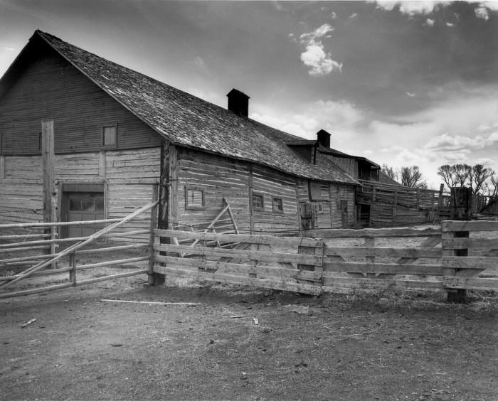 5. Oxford Horse Barn