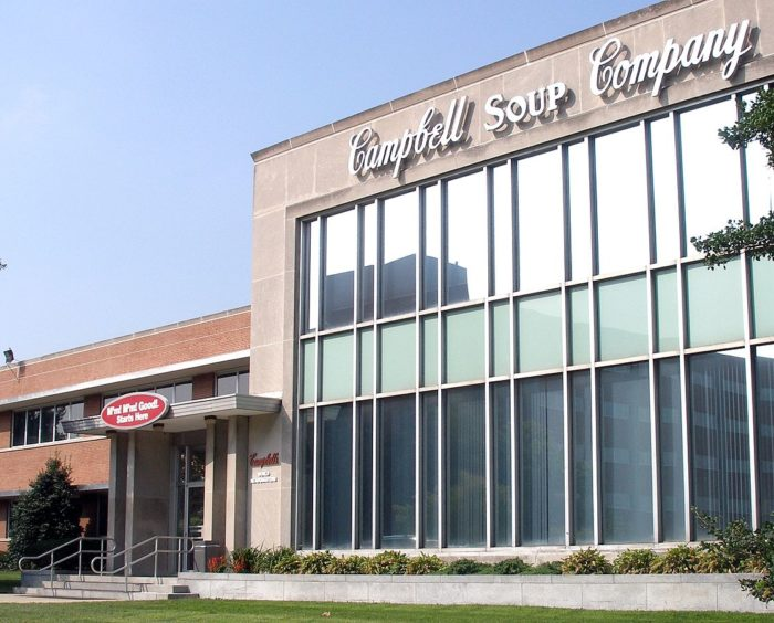 11. I mentioned the creation of Campbell's soup in a previous post, but I've recently come upon some new information.