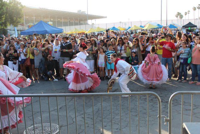 4. June 4th: Sancocho Latin Music, Dance and Food Festival