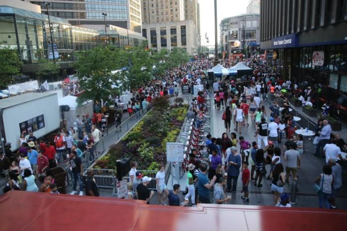 3. Taste of Cincinnati (Cincinnati)