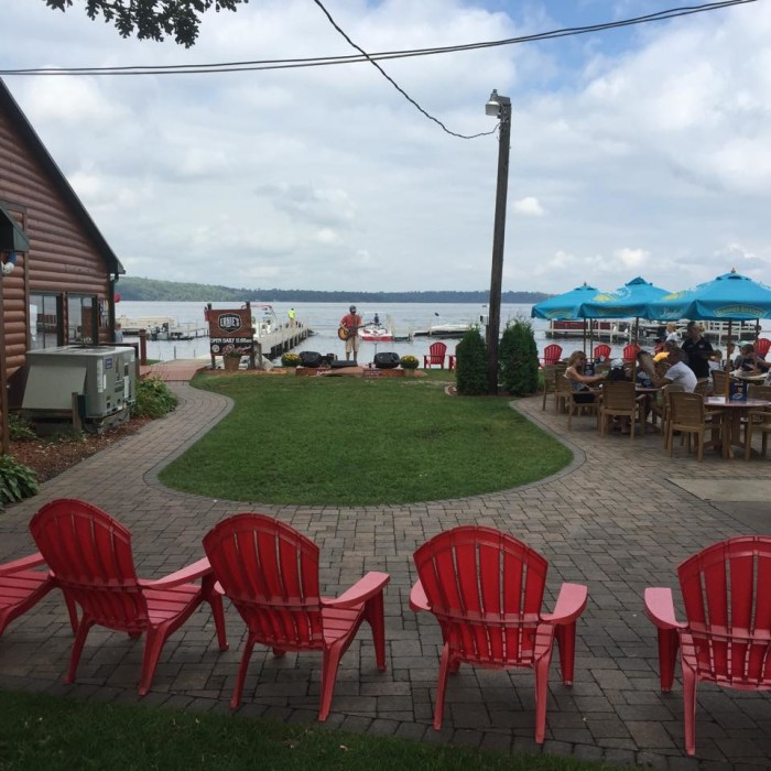 2. Ernie's on Gull Lake, Brainerd