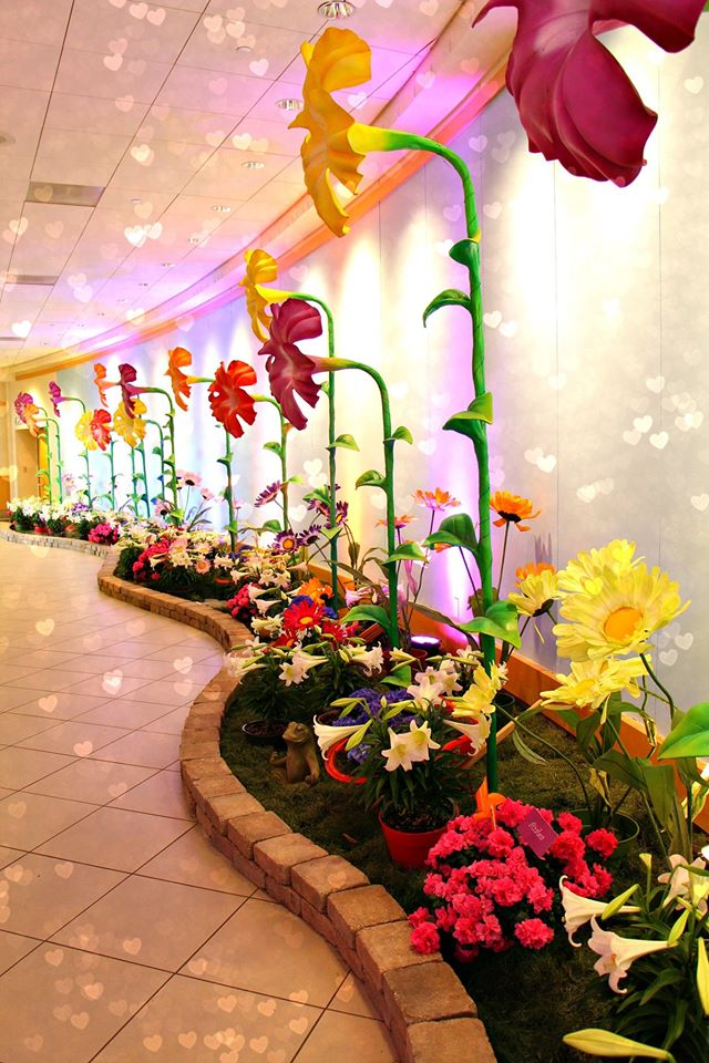 If you go today: Big Spring is the current show on display at Cleveland Botanical Garden. It ends April 24.