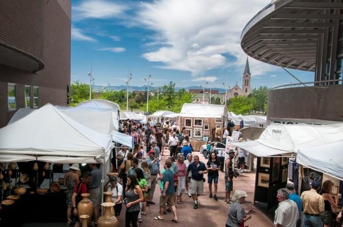 3. Denver Arts Festival, June 18-19, 2016