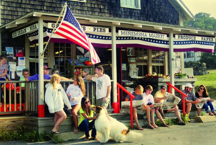 Massachusetts: Chilmark