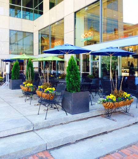 9. Hemenway's Seafood Grill & Oyster Bar, Providence