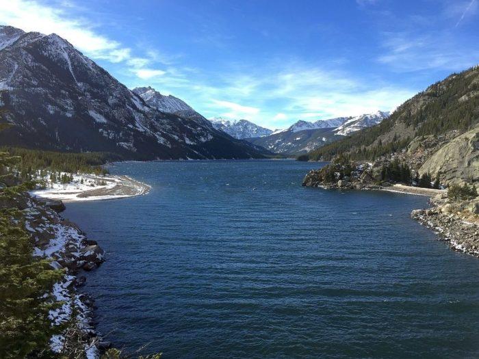5. Mystic Lake