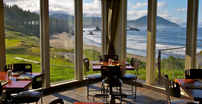 4. Redfish, Port Orford