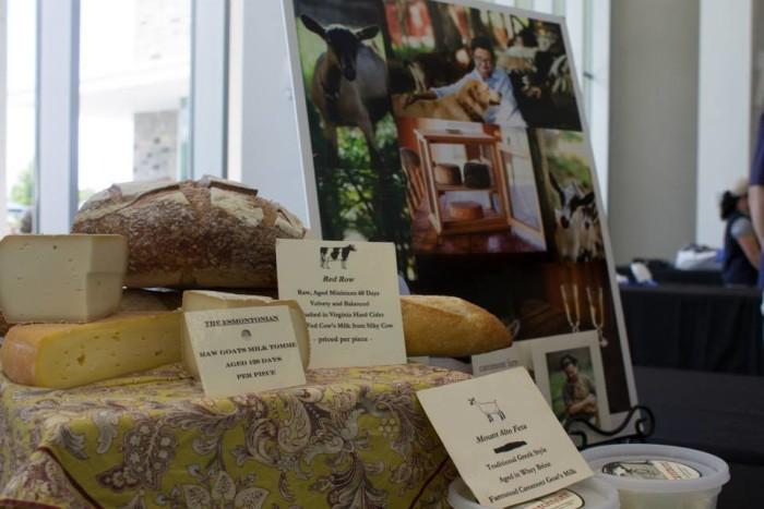 4. Virginia Cheese Festival (Blacksburg)