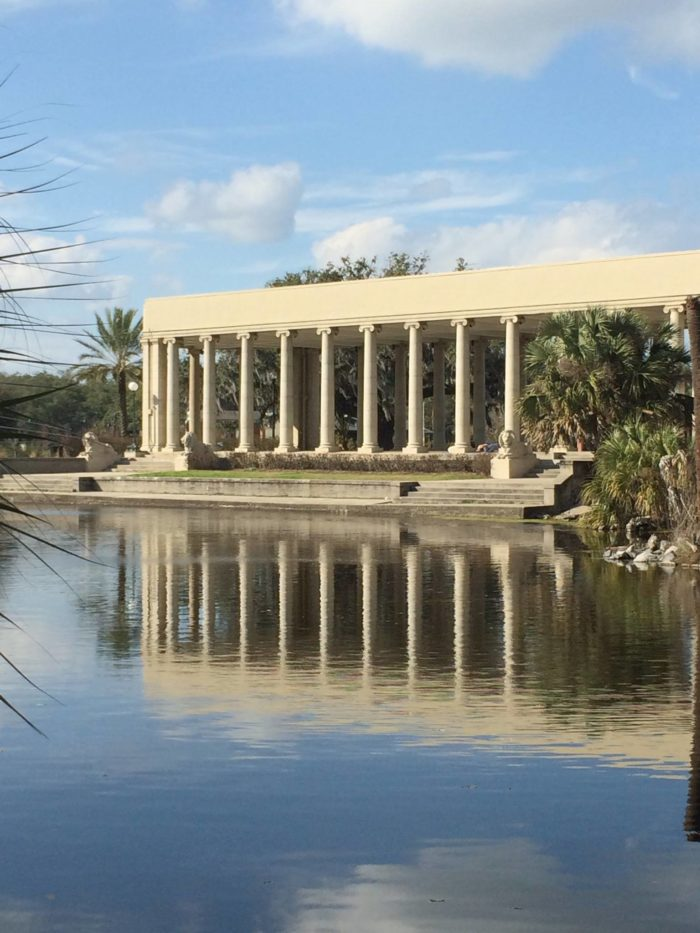 5) City Park @ the Peristyle