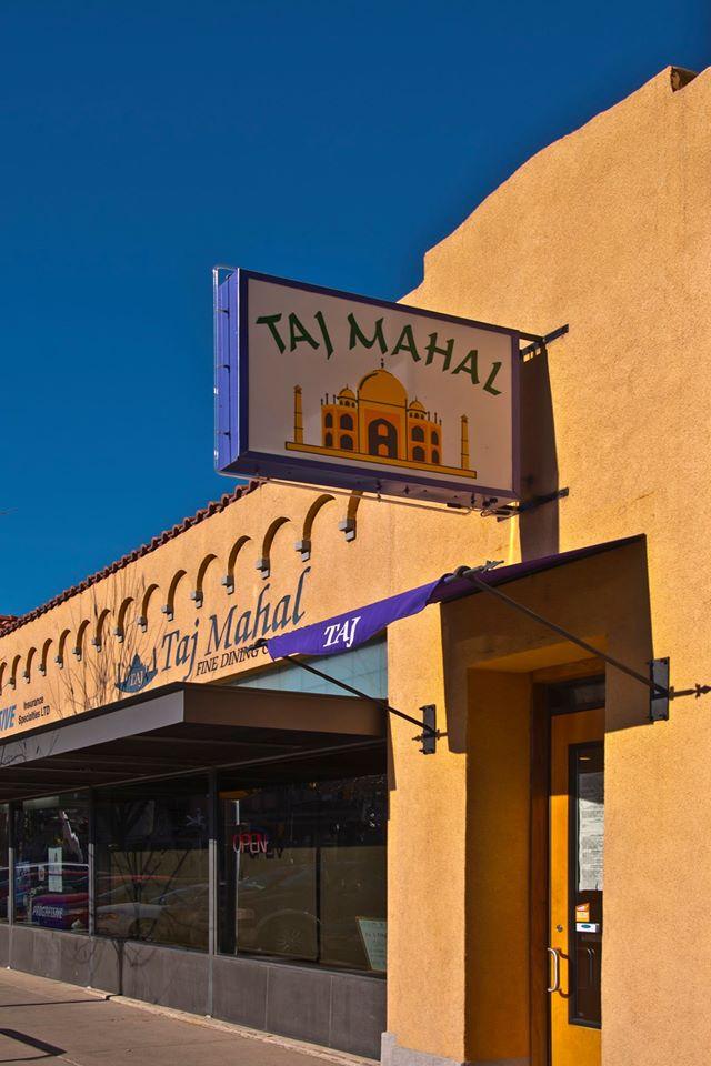 12. Taj Mahal (Fort Collins)