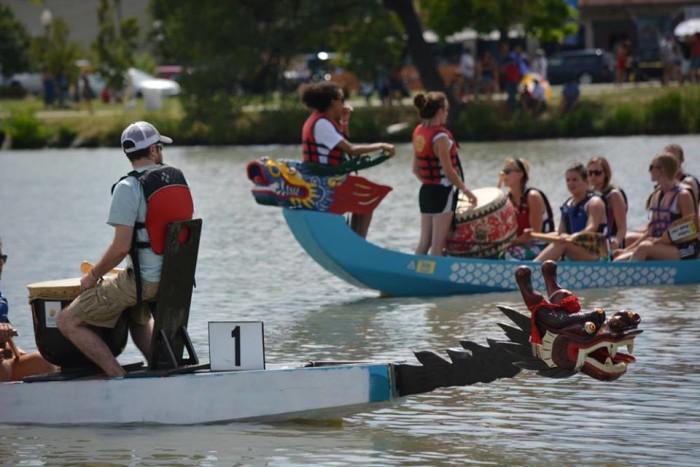 7. Colorado Dragon Boat Festival (Colorado Springs)