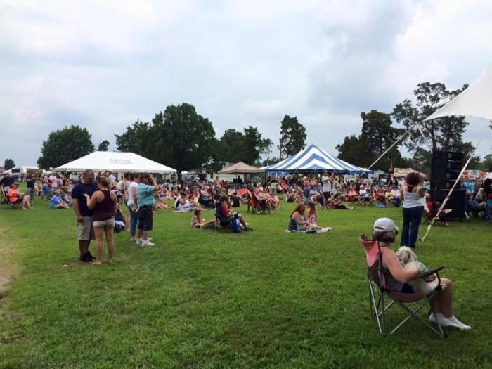 5. Pork, Peanut & Pine Festival  (Surry)