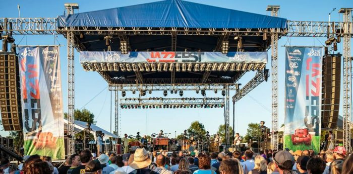 15. Listen to some free live music at Sioux Falls Jazzfest.