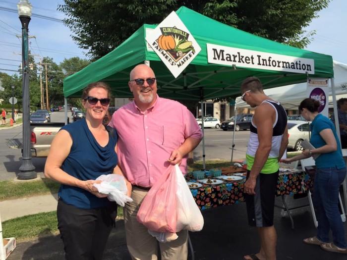 11. Clintonville Farmers Market (Columbus)