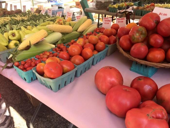 4. Canton Farmers Market  (Canton)