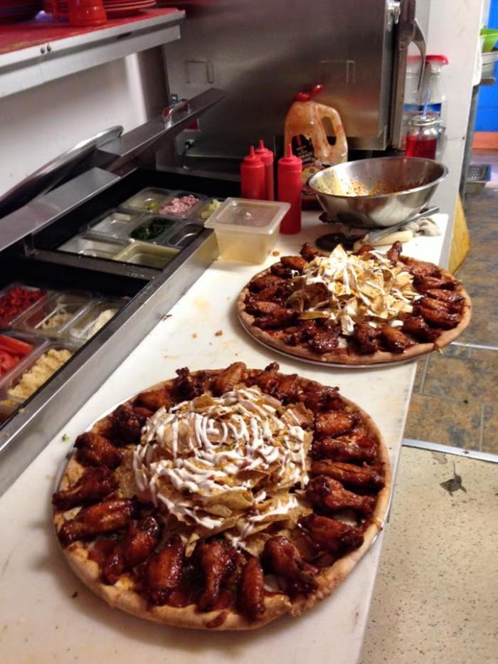 13. Betty's Pizza Shack, Lennox
