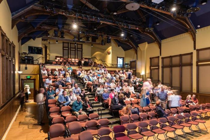 14.  Middlebury New Filmmakers Festival - August 25 - 28, Middlebury