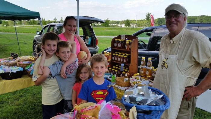 4. New Castle County Farmers Markets
