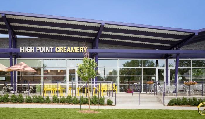 5. High Point Creamery