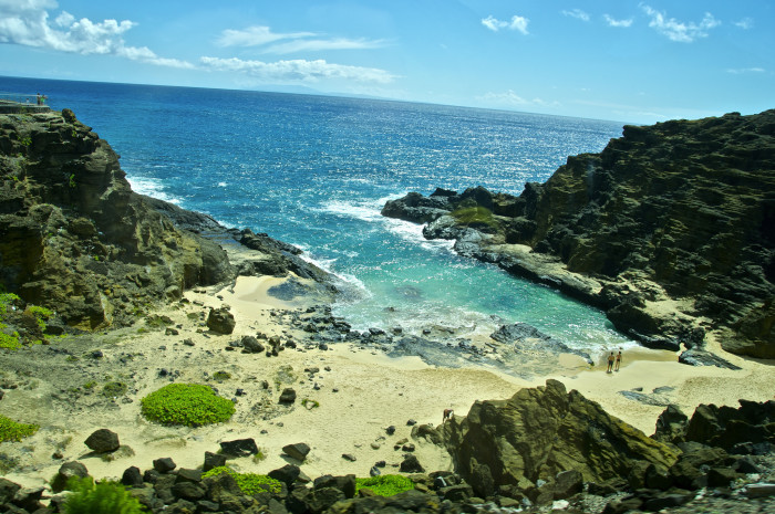1. Halona Cove, Hawaii