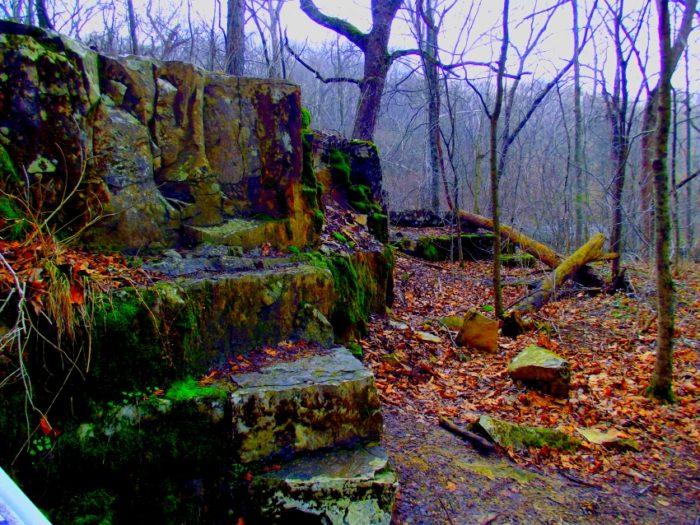 12) Old Limestone Quarry