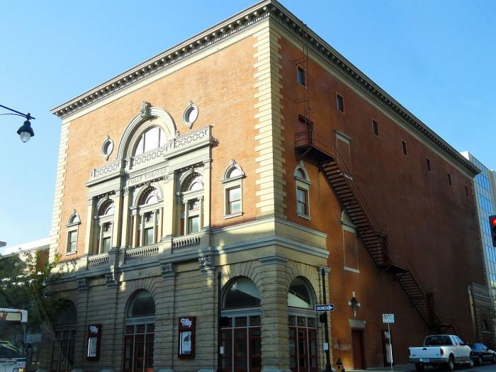 12.  Folly Theater