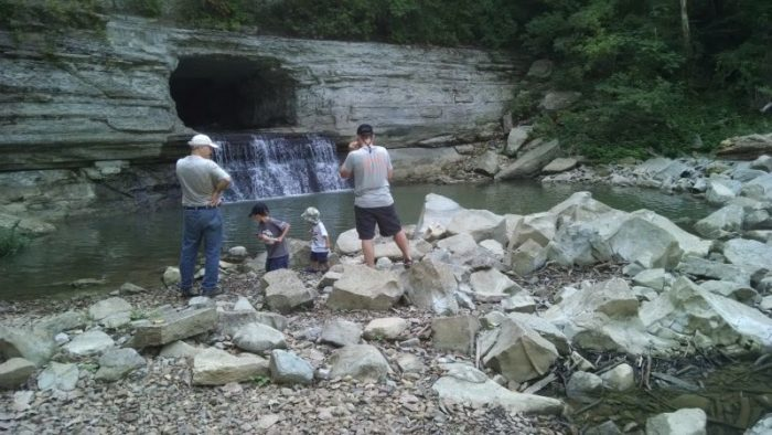 12. Gossett Tract Trail - 2 miles