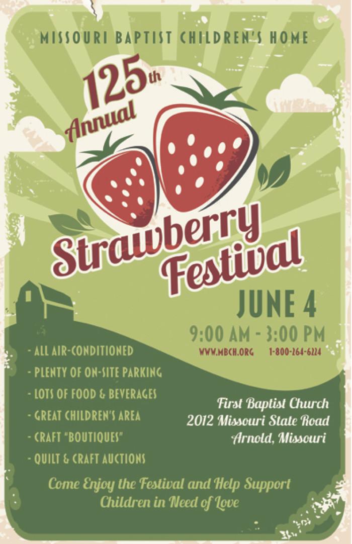12.Ozarks Berry Festival - Springfield