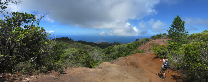 12. The islands are full of long, winding and seemingly endless hiking trails.