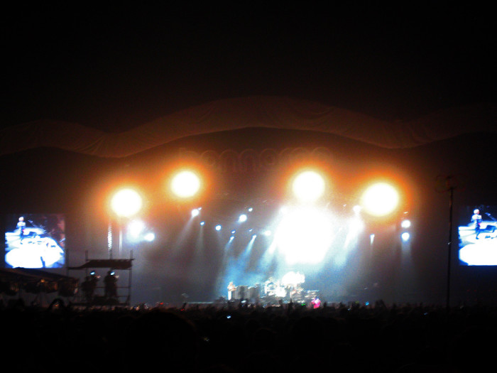 12. We have Bonnaroo in Manchester.