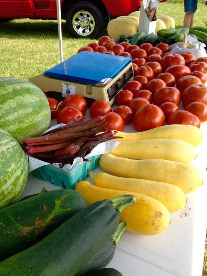 12.2. Southern Boone Farmers Market