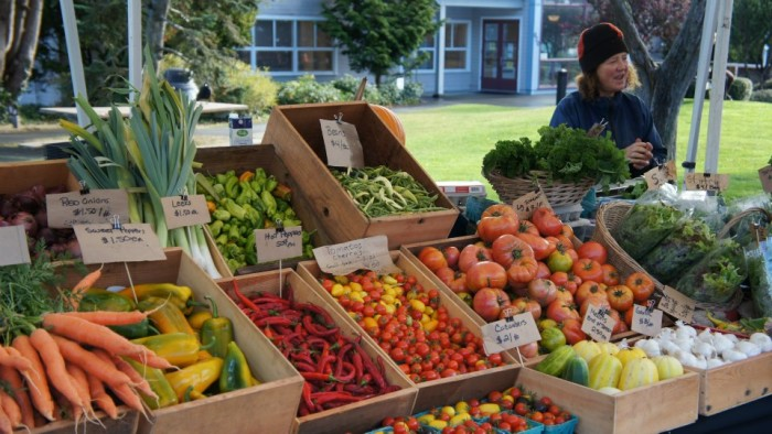 1. Jefferson County Farmer's Market (Port Townsend)