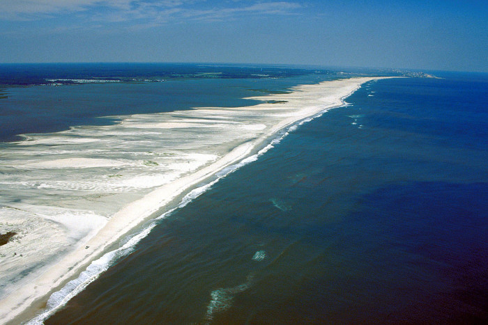 6. Maryland has its share of Islands. This includes the pictured Assateague Island, as well as islands on the bay such as Smith Island and Eastern Neck Island, among several others.