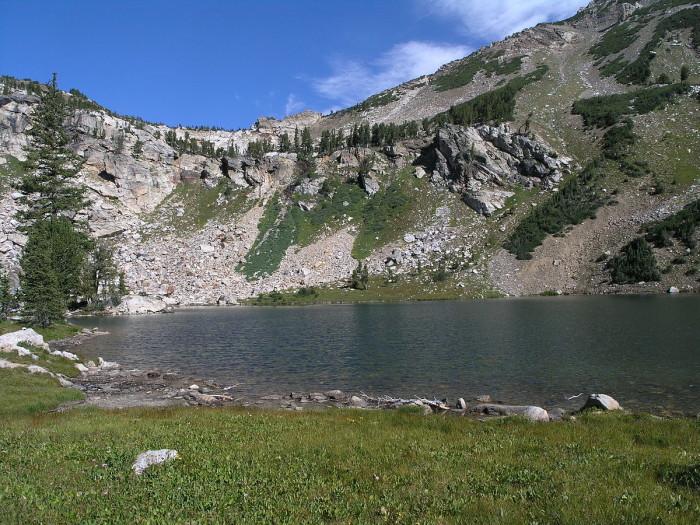 15. Holly Lake