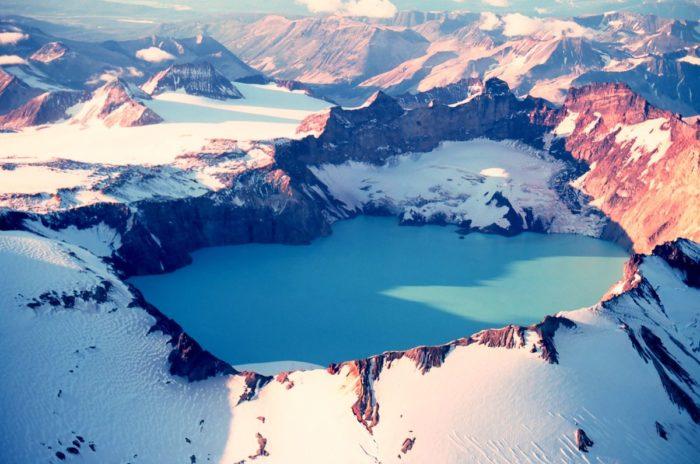 Alaska: Mount Katmai, Katmai National Park