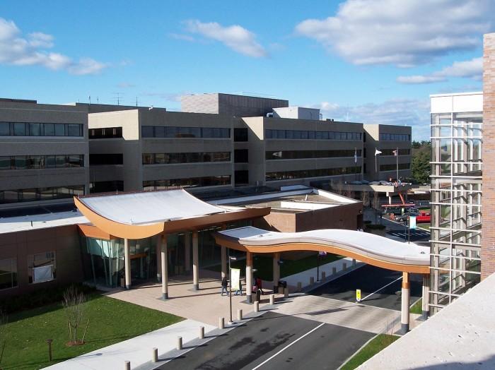 7. Lahey Hospital and Medical Center, Burlington