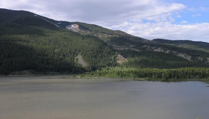 7. Lower Slide Lake