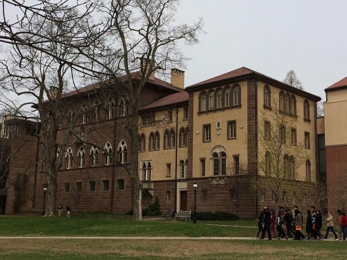 Princeton university dating