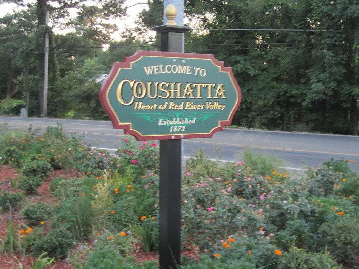 Louisiana: Coushatta